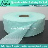 기저귀 제조자를 위한 최신 판매 탄력 있는 허리띠 원료