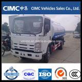 Carburante-aceite de Isuzu Qingling Vc46/carro del tanque de agua