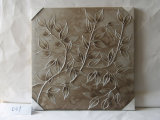 Silver Trees Modern and Contracted Setting Wall Canvas Pintura pendurada