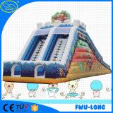 Handels-Soem-Swimmingpool-riesiges aufblasbares Wasser-Plättchen für Erwachsenen