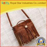 유행 여자의 PU 운반물은 어깨에 매는 가방 디자이너 핸드백을 상단 취급한다
