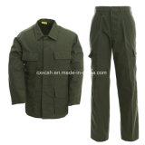 Военная форма Bdu камуфлирования прованского зеленого цвета