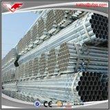 Les extrémités d'En39/En10255/BS1387 ont fileté les pipes en acier soudées galvanisées d'IMMERSION chaude