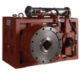 Réduction de vitesse en plastique d'extrudeuse de réducteur de boîte de vitesse de vis simple de Zlyj