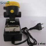 Batterie Li-ion sans fil de la lampe de chapeau du best-seller DEL 2200mAh