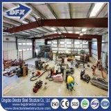 プレハブの産業鉄骨構造車の研修会の倉庫デザイン
