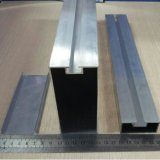 Дефлектора штрангя-прессовани покрытия PVDF потолок алюминиевого ый