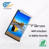 """7 """" 600 (RGB) X1024 ставит точки индикация Transpatent LCD"""