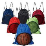 Saco do engranzamento de /Golfball do basquetebol com Drawstring