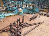 管およびフランジの自動溶接機械
