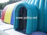 Heißer Verkaufs-buntes aufblasbares Partei-Ereignis-Zelt