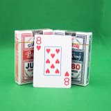Tarjetas enormes del póker del papel del casino del índice (No. 961)