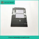Bandeja de cartão da identificação da boa qualidade para a impressora de Epson R390