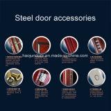 Sicherheits-Eisen-Tür mit Tür-Griff, Verschluss