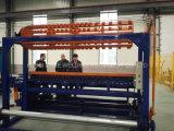 Bereich-Wiese-Zaun-Maschine
