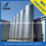 Réservoir de stockage de lait de 40000 litres