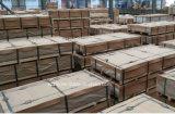 Feuille/plaque en aluminium usinées par extrusion personnalisées