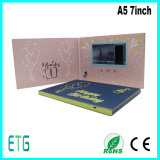 Tela de 7 Inchtouch, folheto video