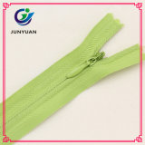 Finshed Zipper De boa qualidade Nylon Invisible Zippers