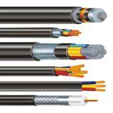 Cable de control del zr-Kvvrp y cable de control flexible