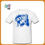 Qualitäts-kundenspezifische Förderung-Kurzschluss-Hülse gedrucktes T-Shirt Jam20
