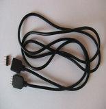 1 ha immesso 1 cavo di estensione chiaro piombo prodotto di CC con i connettori di CC di 5.5*2.1mm