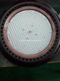 Lámpara del UFO LED Highbay para el almacén y la lista usada gimnasio de la FCC de RoHS del Ce de IP65 200W 150W 100W