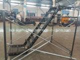 構築のための耐久の足場の鋼鉄階段