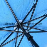 日傘を離れた二重層ファブリック創造的な70%