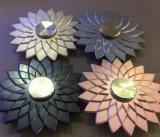 Hilandero luminoso del metal del loto hermoso del modelo nuevo