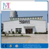 China-Drucker-Hersteller Cmykw 5 Farben-genehmigte UVflachbettdrucker-Cer SGS