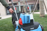 Scarifier do motor de gasolina para o cuidado do gramado