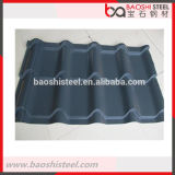 Листы толя стального разностороннего цинка Baoshi алюминиевые Corrugated