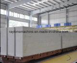 O baixo custo esterilizou o bloco de cimento ventilado - bloco de AAC