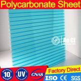Folha protegida UV do policarbonato para o edifício