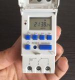 Interruptor temporizador programável digital LCD Thc15A para AC220V