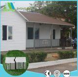 El panel de emparedado del cemento EPS para la casa prefabricada del envase de la casa