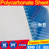 strato gemellare libero del policarbonato della cavità della parete di 10mm