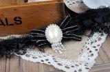 Beau collier de crabot d'accessoires de produits d'approvisionnement d'animal familier (KH1019)