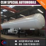 56000L 23000kg 24000kg flüssiges Gas-Becken-Sattelschlepper LPG-Becken