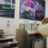 Замораживатель серии Gelato случая индикации Gelato