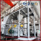 Environmental-Friendly容器タイプ概要の乾燥した乳鉢の生産の粉のプラント