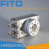 Atuador linear pneumático de atuadores giratórios da série de Msq