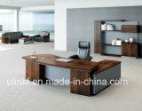 كبيرة مربّعة مكتب فضة زخرفة [إإكسكتيف وفّيس] طاولة ([هإكس-دس230])