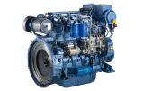 Weichai WP4 Serie (WP4C95-18) marina del motor diesel para buques (60-103kW)