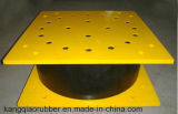 Профессиональный высокий амортизируя резиновый подшипник для конструкции здания