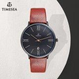 Reloj de cuarzo hombres de moda de acero inoxidable reloj de pulsera 72826