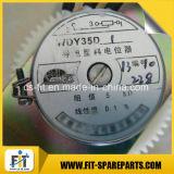 Sensor do comprimento do tipo de Sanbao do potenciômetro do plástico condutor de boa qualidade