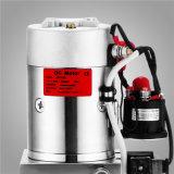 8クォート単動油圧ポンプダンプのトレーラーの貯蔵所車の上昇の電源装置