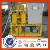 Pianta di disidratazione della macchina di depurazione di olio del trasformatore di vuoto/olio di Inaulating